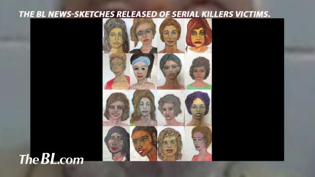 The BL News-Sketches released of serial killers victims