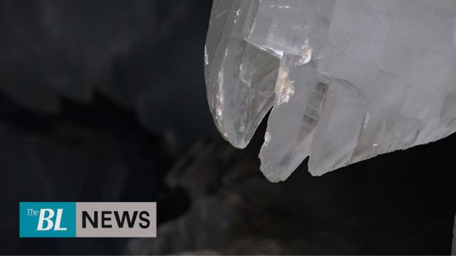 Spectacular crystal cave set to wow visitors