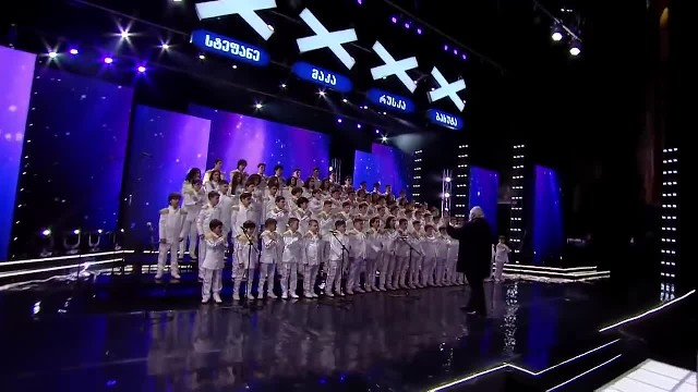 Choir Amazes Judges Singing Bohemian Rhapsody By QUEEN on Georgia's Got Talent Got Talent Global