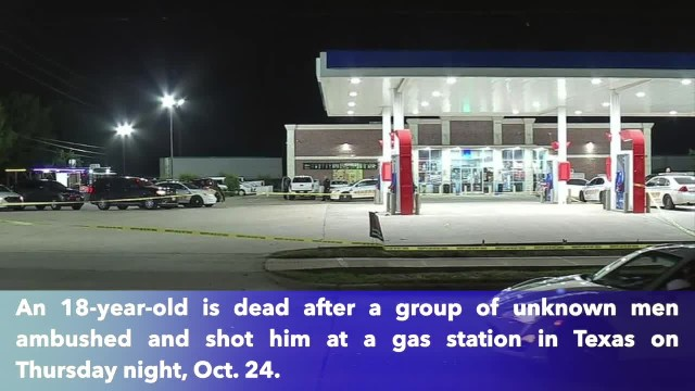 Teen dies after being ambushed and shot while pumping gas in west Harris County