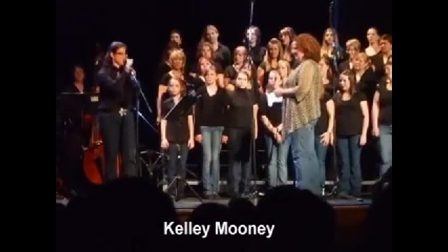 "Kelly Mooney's Powerful Easter Version of ""Hallelujah"""