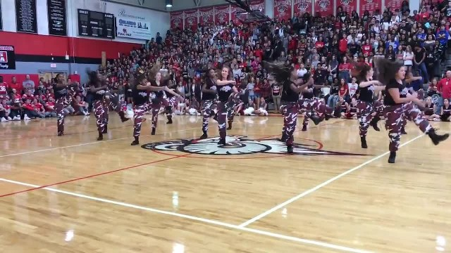 Principle takes center stage with step team, school underestimates her skill until music starts
