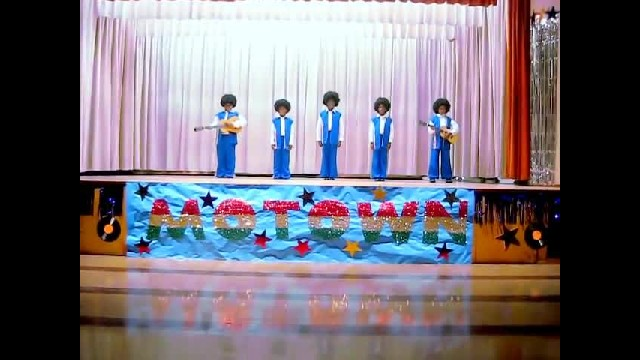 5 Elementary School Boys Reenact The Jackson 5 So Well They Got 35 Million Views