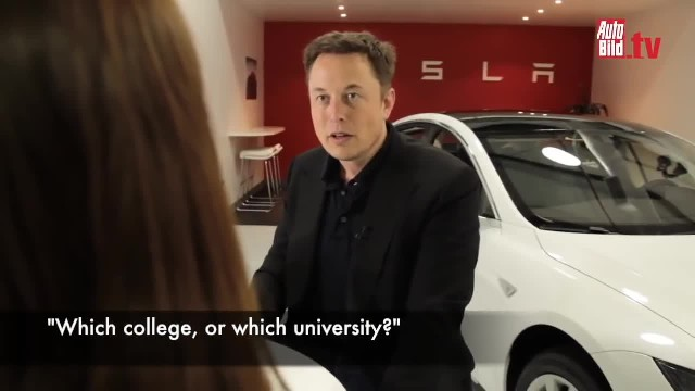 Elon Musk to the Young and Ambitious: Skills Matter More Than Degrees