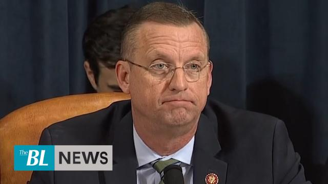 Rep Doug Collins open statement rips impeachment process
