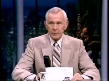 Johnny Carson Had Many Classic Moments But This One From 30-Years-Ago Easily Takes The Cake