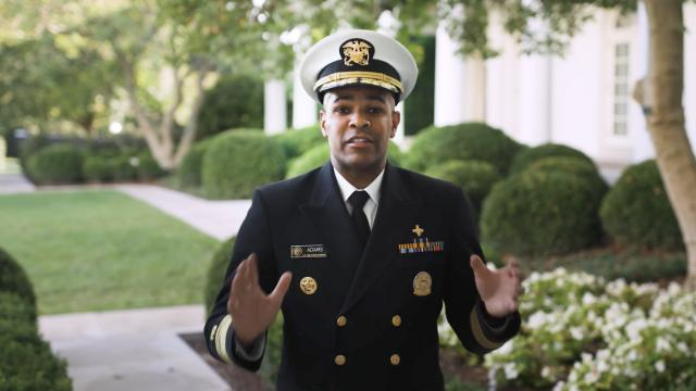 U.S. Surgeon General's message for flu season