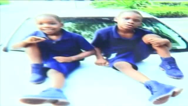 Brothers found dead at bottom of Florida swimming pool
