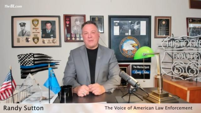 Randy Sutton - The Voice of American Law Enforcement - Episode 1