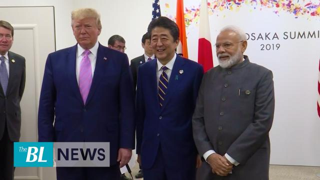 President Trump Strengthens Vital Asian Relationships with India and Japan at G20