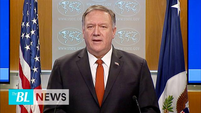 Pompeo speaks on US casualty and Human Rights in China