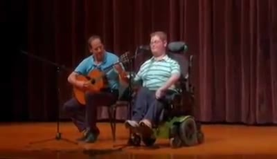 Classmates Are Blown Away By Teen's Talent Show Performance