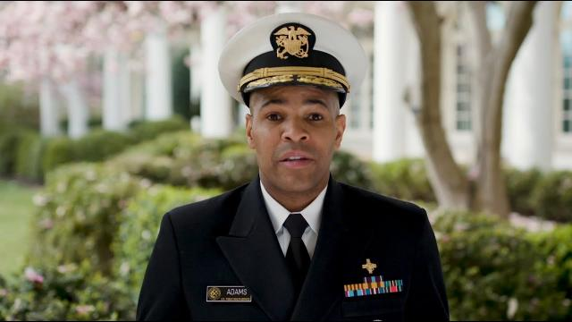 U.S. surgeon general - Slow the spread