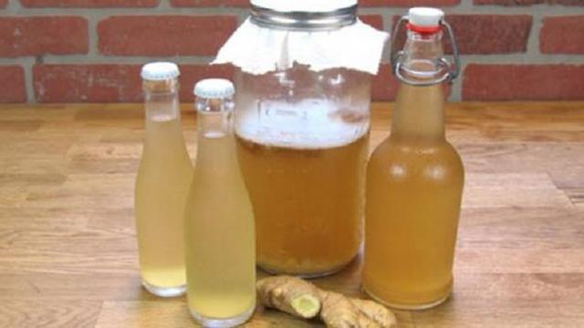 Ginger water: the healthiest drink that helps burn fat from the waist, back, and thighs