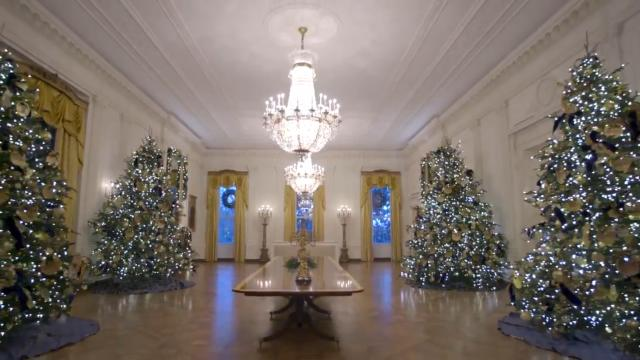 2018 White House Christmas
