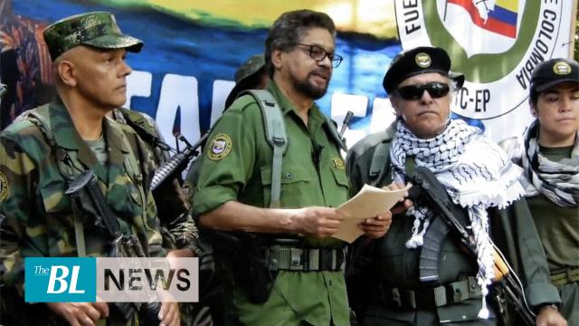 FARC announces return to arms in Colombia