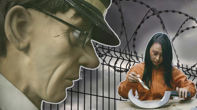 For Prisoners of Conscience in China, Halloween Is Daily Life