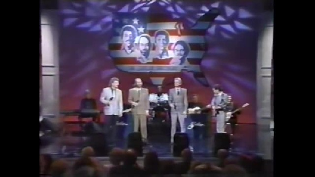 In 1989, Four Brothers Wrote A Song That Broke America's Heart. But When They Sing It Live On TV? WO