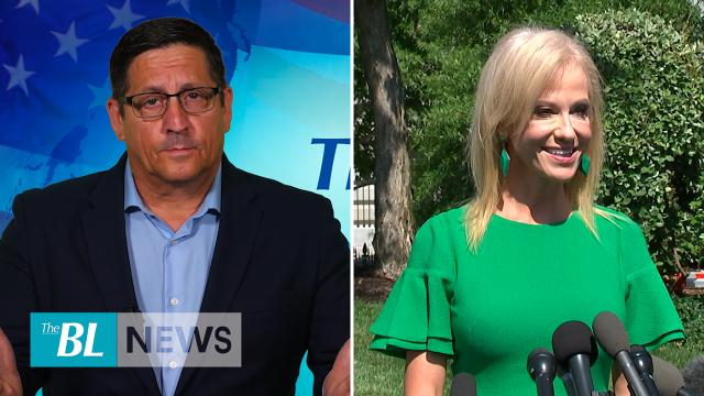 Conway answers question on Huawei helping N Korea