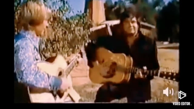 Rare Video Of John Denver And Johnny Cash Singing 'Take Me Home, Country Roads' Unearthed