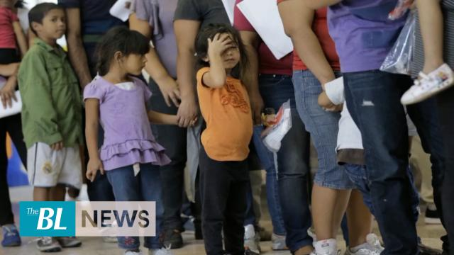 Groups buy children for immigrants trying to enter the US