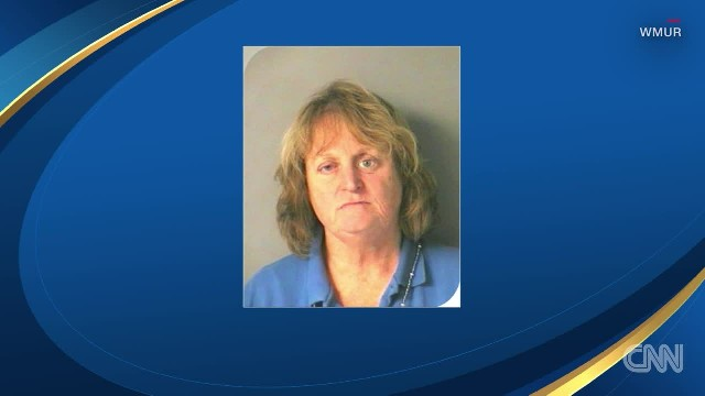 Woman arrested after she allegedly pushed her dog into a lake and watched it drown