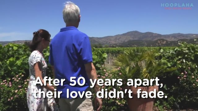 A Wedding Story- Love & Marriage After 50 Years Apart
