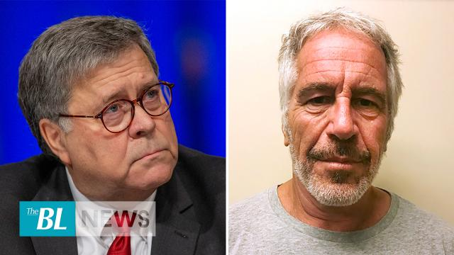 "AG Barr Says Epstein Case will Go On And ""Any co-conspirators should not rest easy"""
