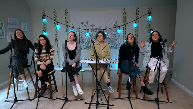 Six sisters perform cover of 'You Say' from Lauren Daigle