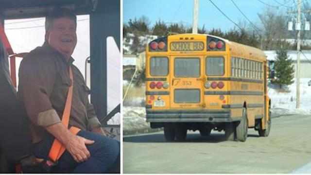 This Alabama bus driver's actions during snowstorm brought smiles to every kid's face