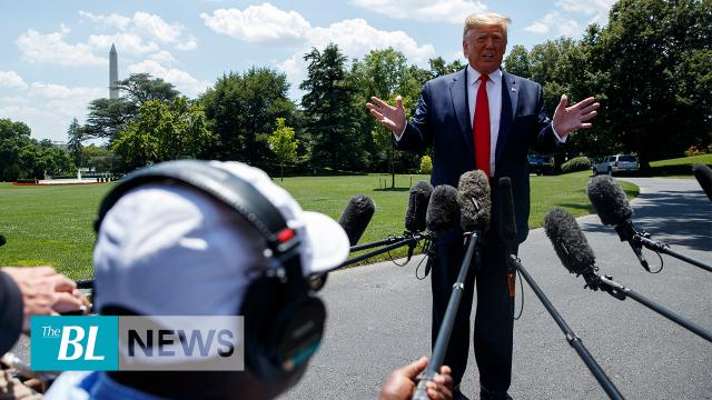 President Says Dem's 'Border Crisis' is the Crisis He's Been Talking About