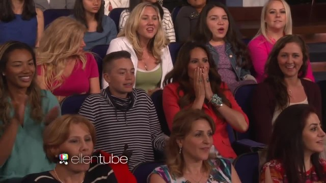 Teacher Takes In Homeless Student, Then Ellen Plays Secret Video The School Recorded About Her