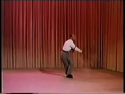 Fred Astaire Shows How Perfect His Timing Is When He Dances With Himself