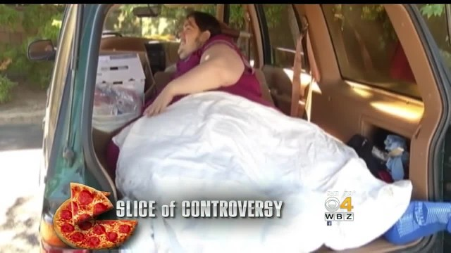 The hospital kicked out this 800lb man after they found out what he was doing in his bed
