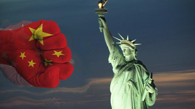 Is Communist China An Enormous Threat To The USA? — Part 7