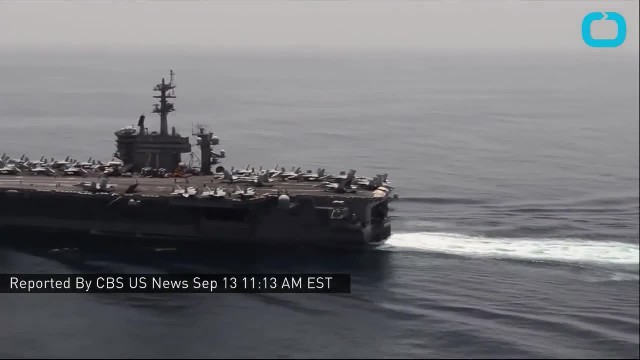 U.S. Navy Sailor Gives Birth On Aircraft Carrier After Complaining Of Stomach Pain