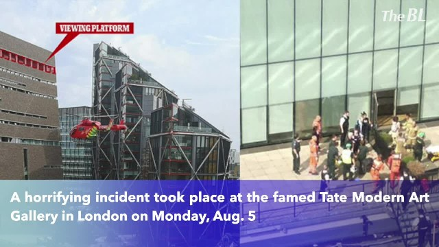 6-year-old boy fighting for his life after being pushed off 10th floor balcony at London's famed Tat