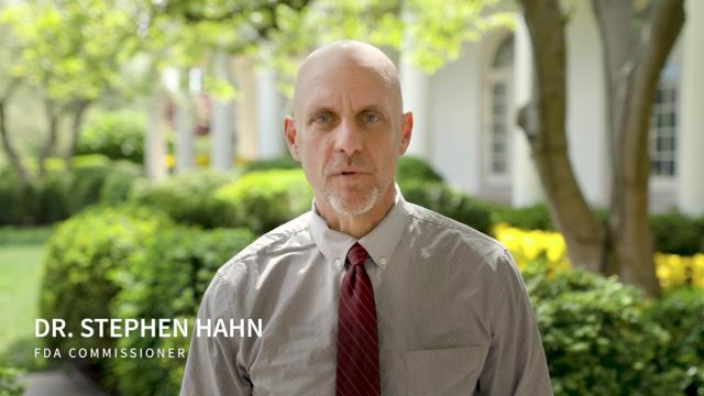 Dr. Hahn: All of America approach