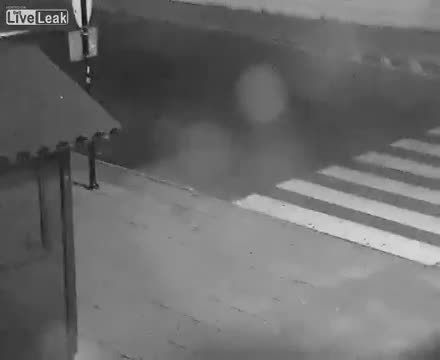 CCTV Catches 3 Teens Covering Homeless Man With Warm Duvets