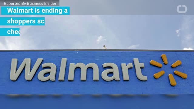Walmart has announced that they are replacing self-checkout machines with something better