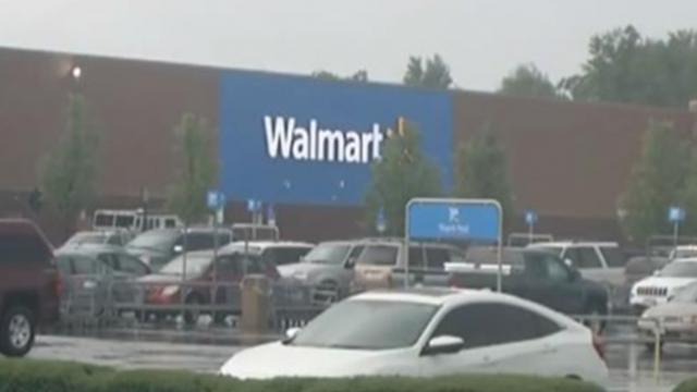 Lady leaving Walmart notices nervous mom with little boy mouth six troubling words, hits the brakes