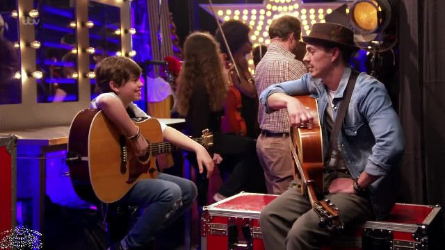 Father-son duo move judges with emotional song, Simon slams the golden buzzer