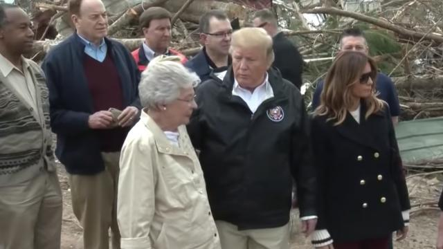 President Trump's Remarks at Lee County Neighborhood