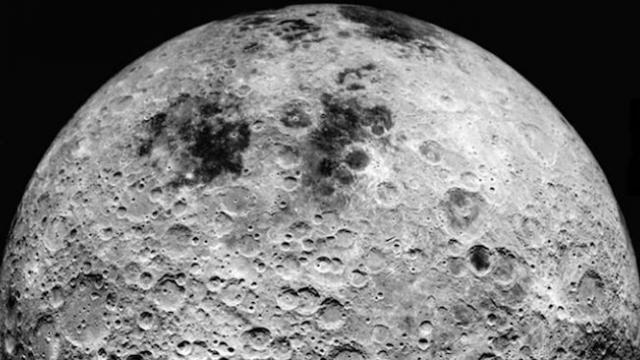 China just landed a spacecraft on the dark side of the moon