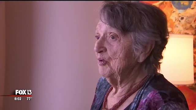 Tears flow as 88-year-old finally meets daughter she thought had died in birth