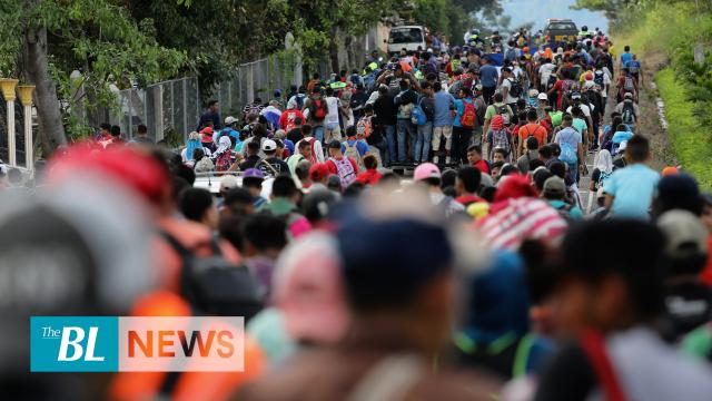 Mexico agrees to curb illegal immigration on its southern border