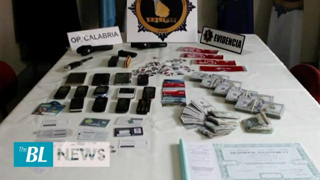Italian cocaine king escapes from Uruguay prison