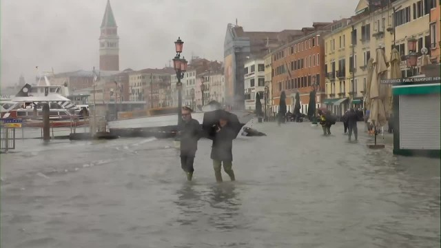 the water city-venice