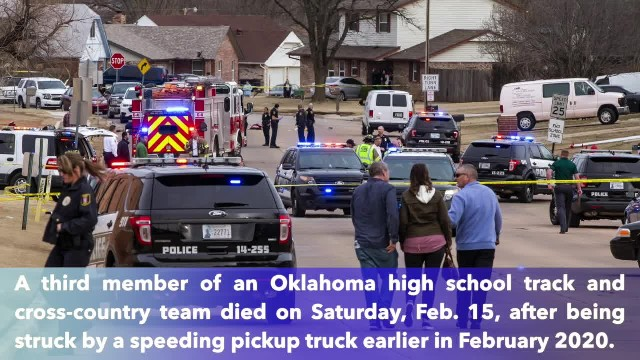 Third runner dies after being hit by a truck with high school cross-country team
