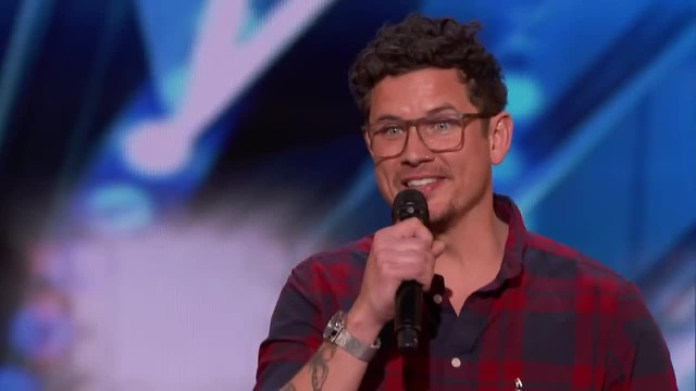 Michael Ketterer  Father Of 6 Scores Golden Buzzer From Simon Cowell - America's Got Talent 2018